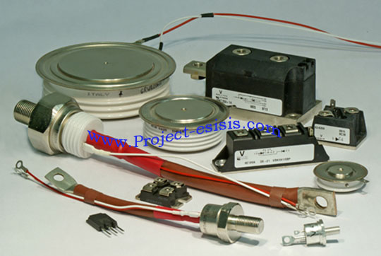 Power Electronic Thyristors (01)