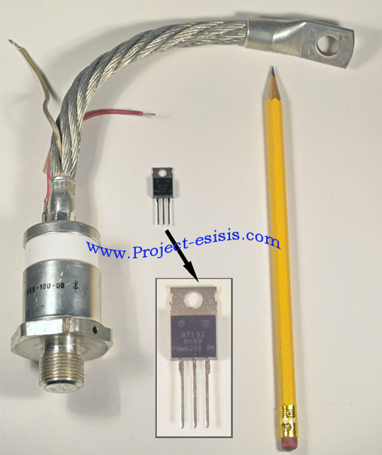 Power Electronic Thyristors (08)